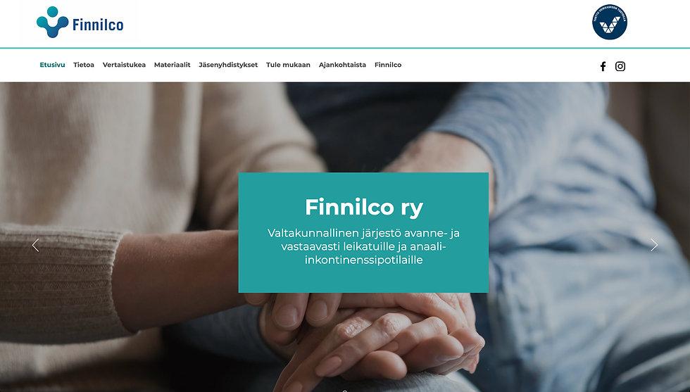 saavutettavat wix verkkosivut finnilco r