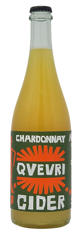 noita chardonnay qvervri cider