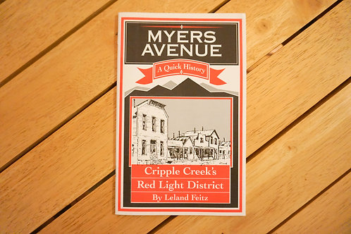 Myers Avenue Book