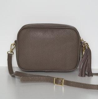 Tassel bag (taupe)