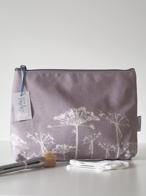 Sophie Richford Shruti prairie cosmetic bag