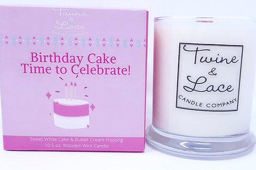 Birthday Cake Time To Celebrate!