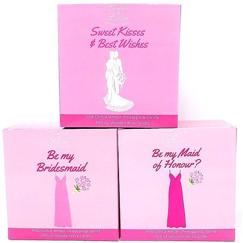 Bridal Collection Trio