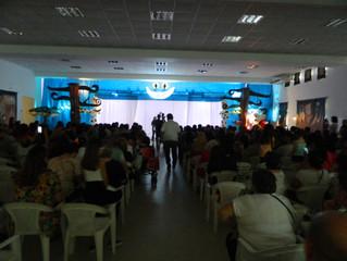 Gran Fiesta de Fin de Año en el Centro de Día