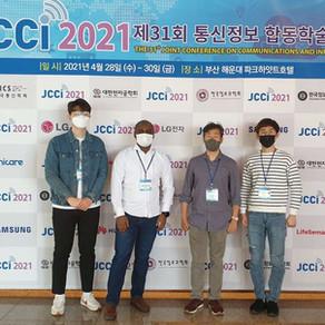JCCI 2021 참가
