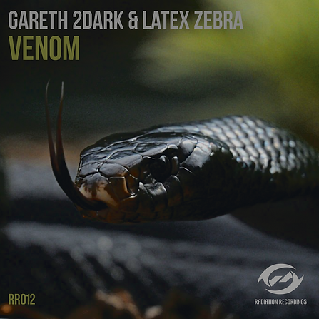 Gareth2 Dark & Latex Zebra Venom RR012 F