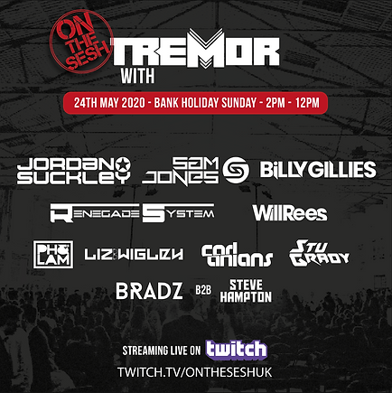 Tremor Stream Line Up SQ-01.png