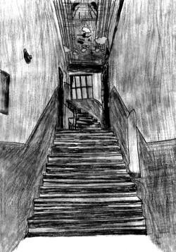 apartman giriş