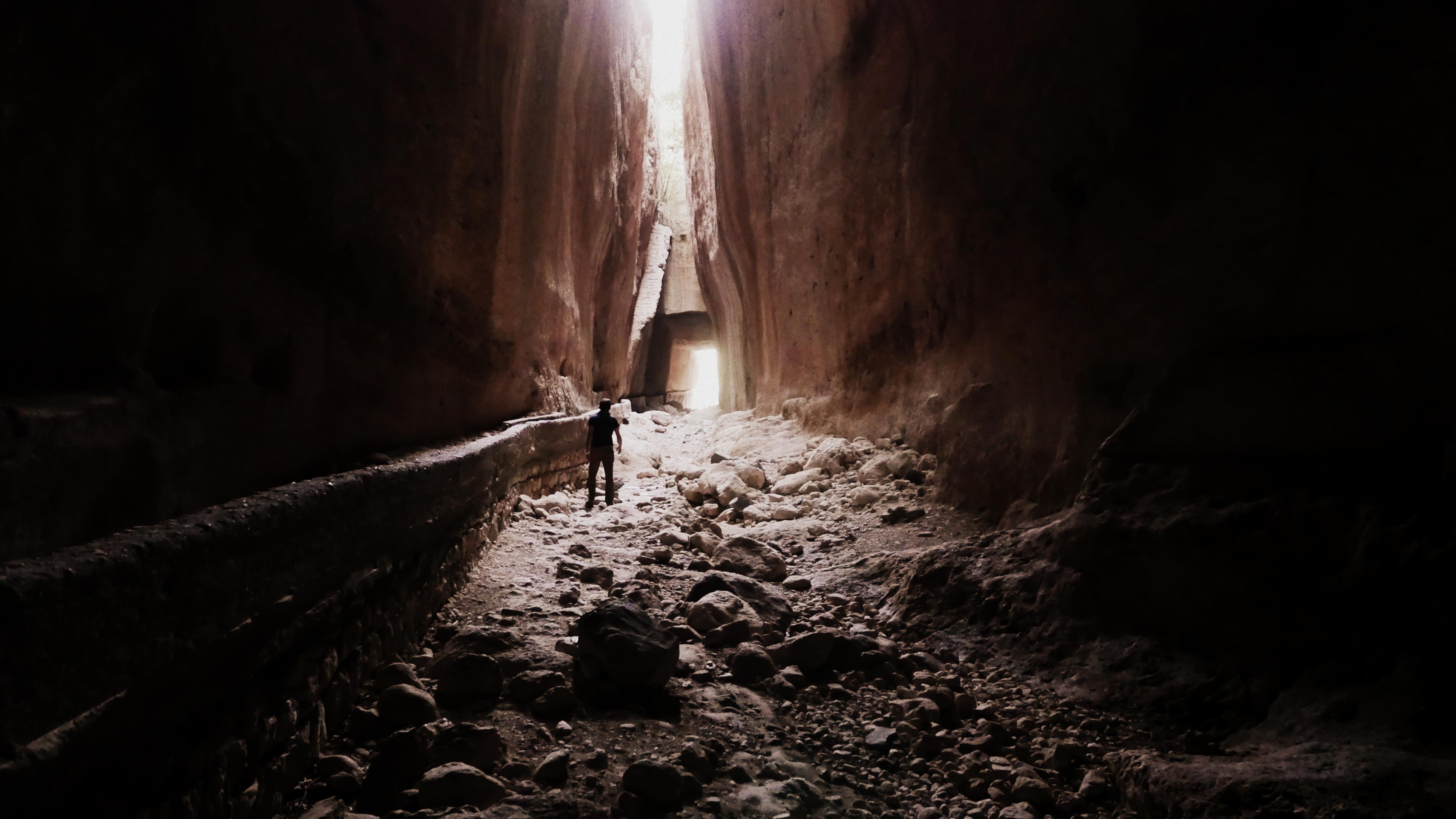 tünel - tunnel