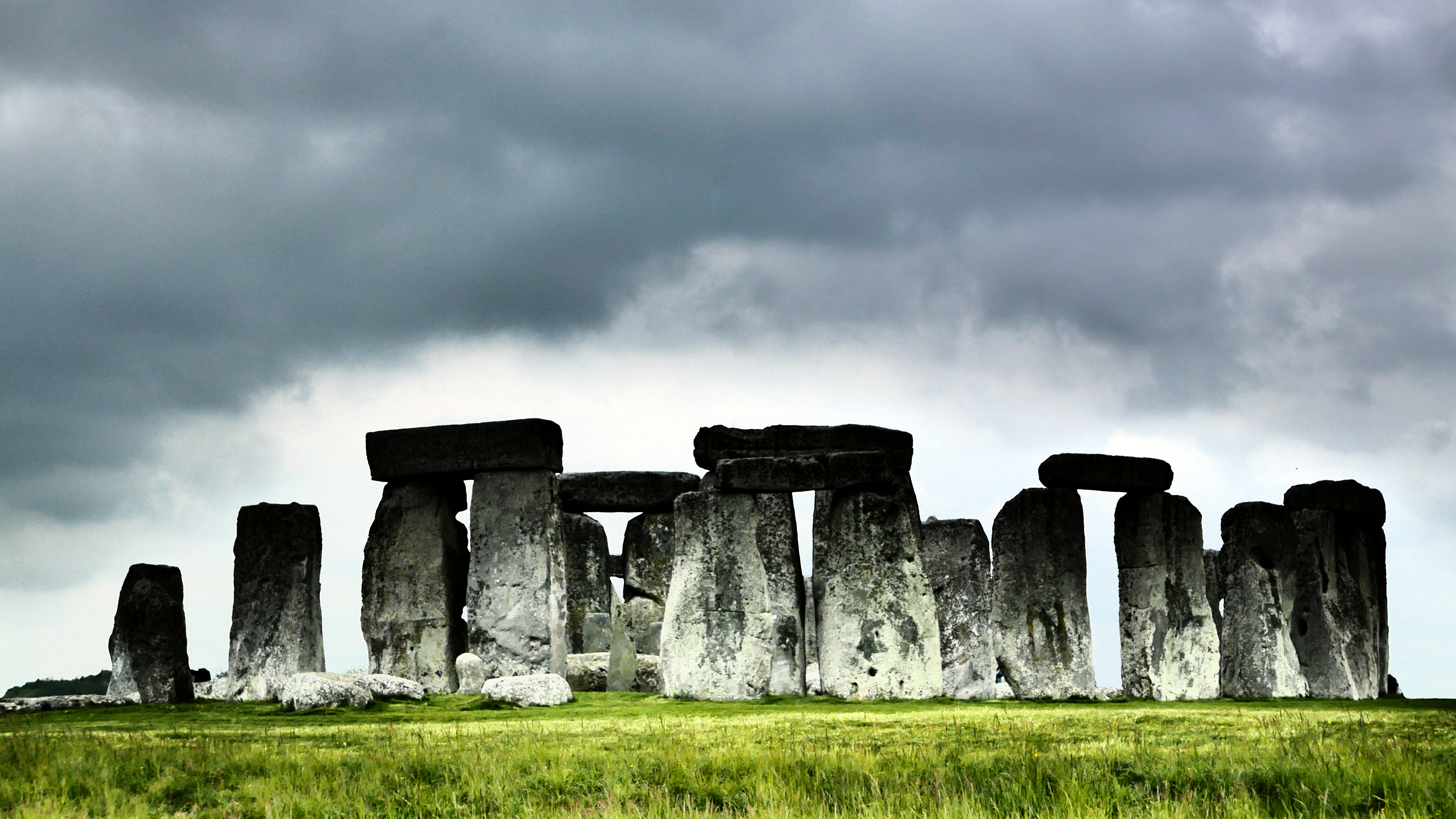 stonehenge moonlight - HD2048×1152