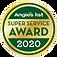 Angieslist 2020 Super Service Award