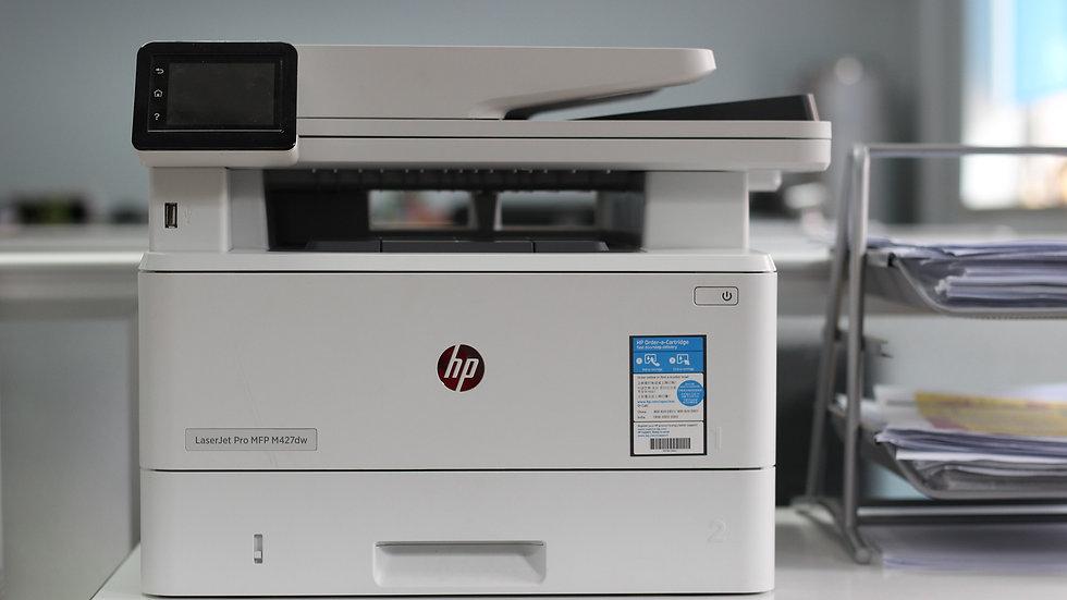 Printer Install (Prices Vary)