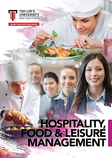 Taylor's School of Food Studies and Gastronomy (SFSG)