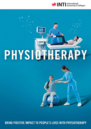 (Physiotherapy) School of Health Sciences - (Nilai Campus)