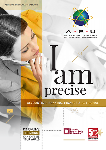 Accounting, Banking, Finance and Actuarial