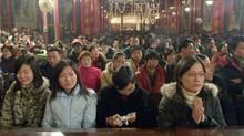 Les Chinois, bientôt la plus grande nation chrétienne ?