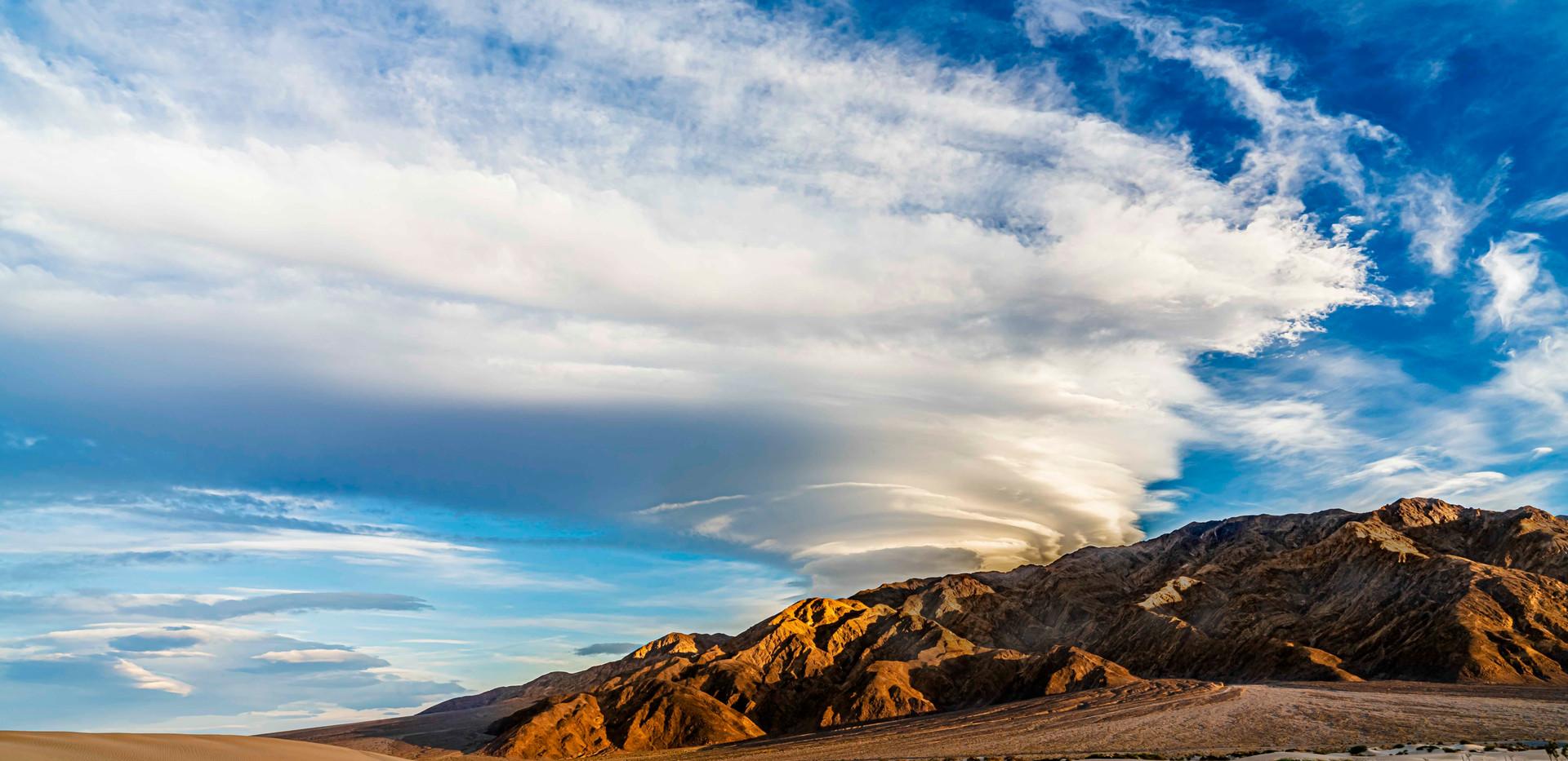 Lenticular Cloud, Death Valley