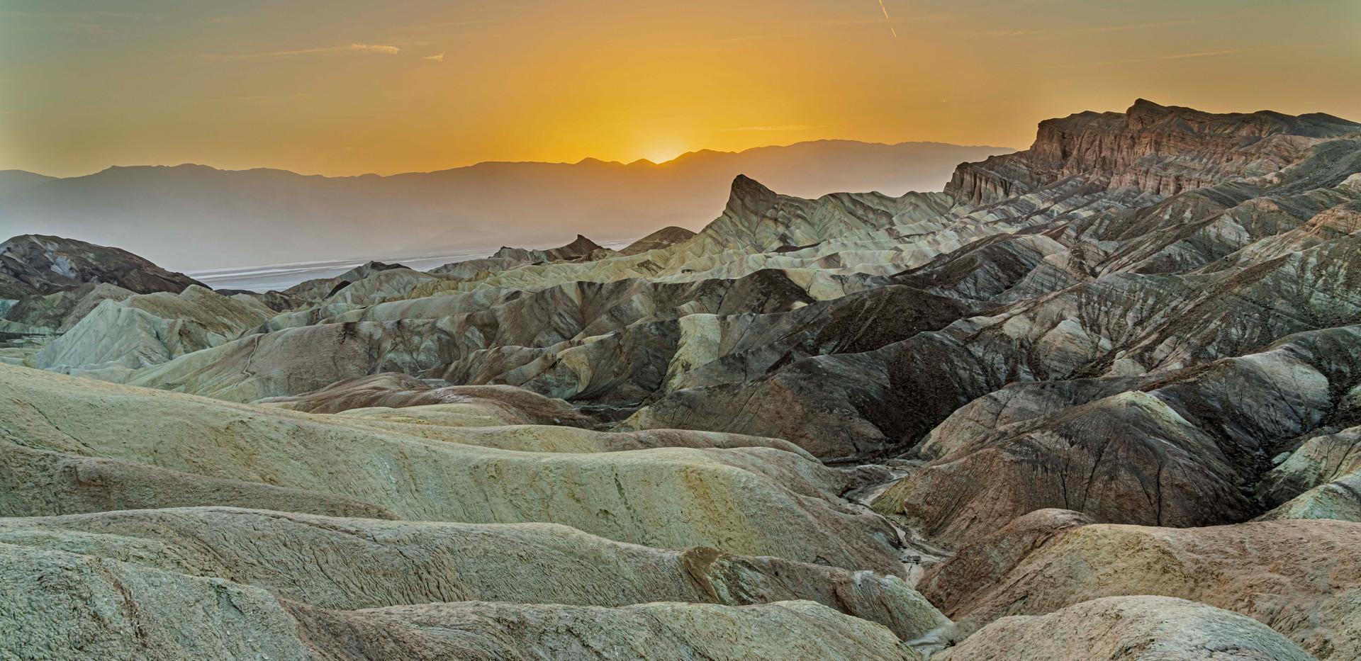 Death Valley Zabrinkis Point