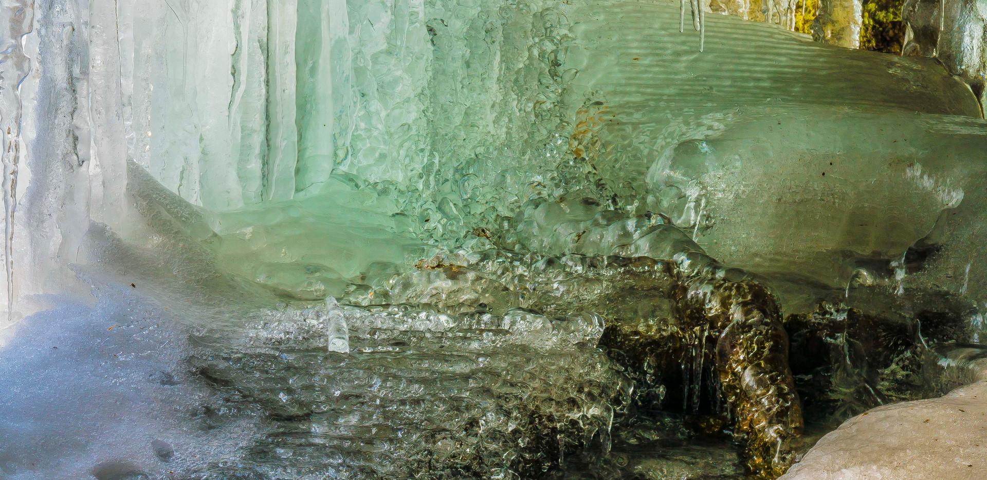 Katterskill Falls Cave