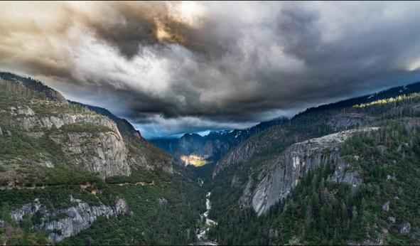 Yosemite Storm