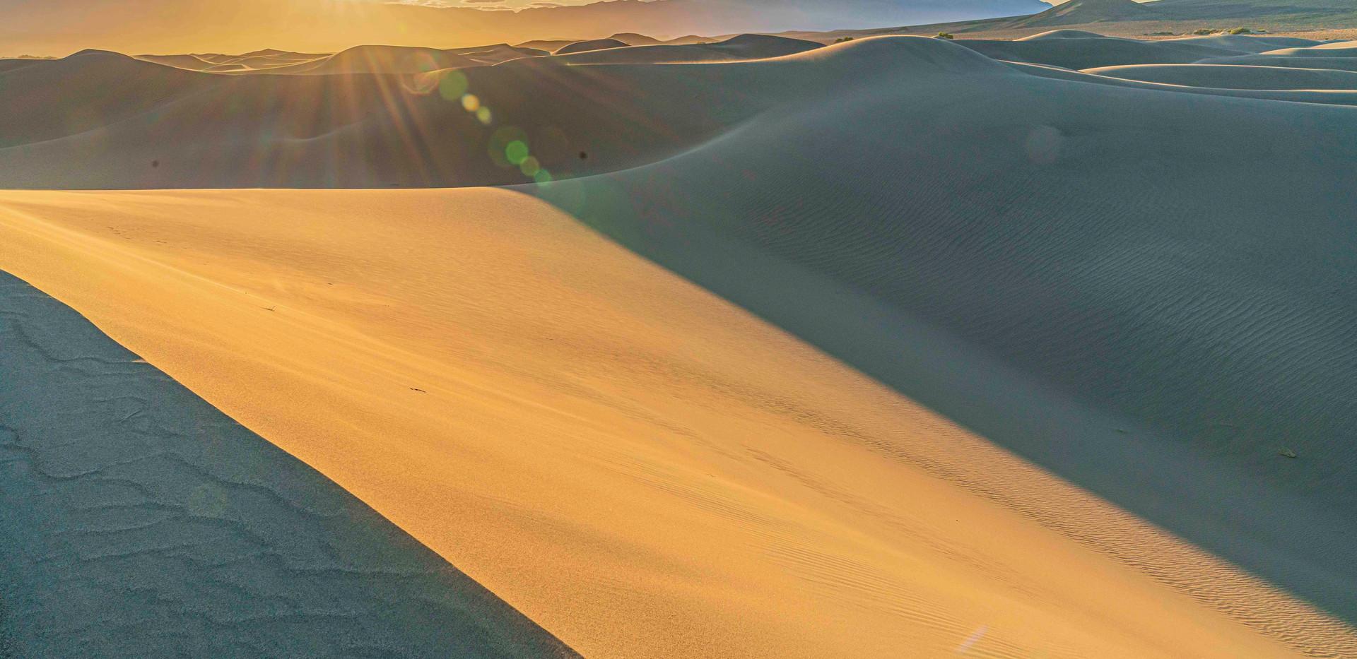 Sand Dunes, Death Valley, CA