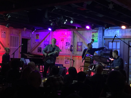 Nuthin' like LIVE Music --John Scofield