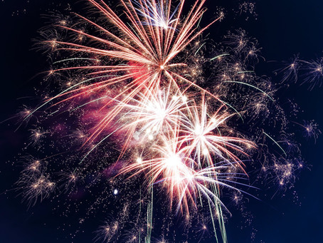 Celebrate with Fireworks all Summer Long