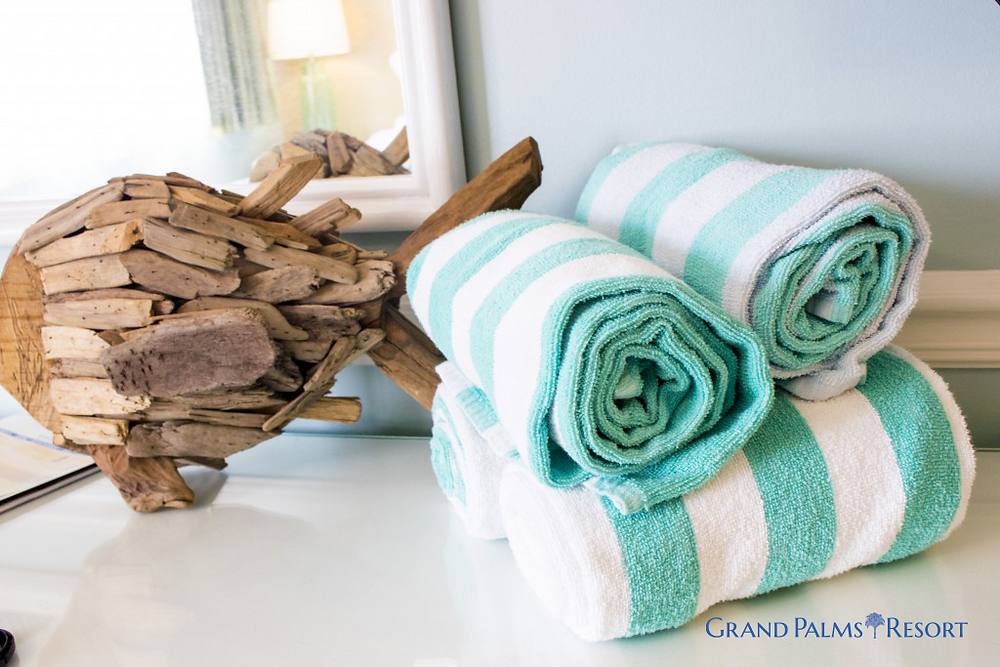 The Housekeepers at Grand Palms Resort, formerly Plantation Resort, are phenomenal! Their hard work will make your Myrtle Beach Vacation memorable.