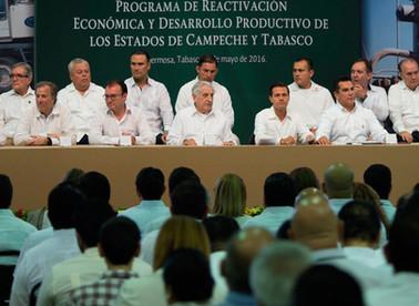 Beneficios Fiscales para Campeche y Tabasco