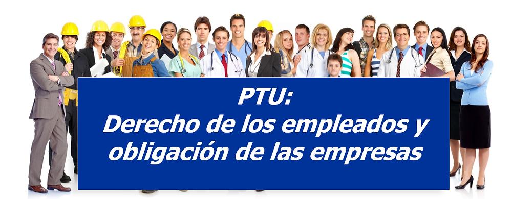 ptu, derecho de los empleados, utilidades