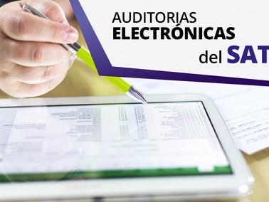 Auditorías electrónicas