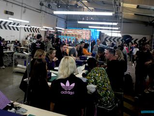 Adidas P.O.D System London event