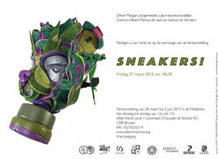 Exposition SNEAKERS à Bruxelles