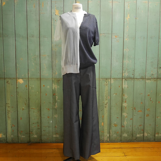 Junya Watanabe Flared Tailored Trousers