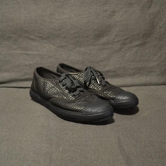 Christian Peau Lizard Sneaker