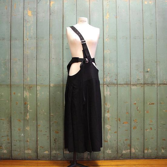 Junya Watanabe Pinafore with Pleat Skirt