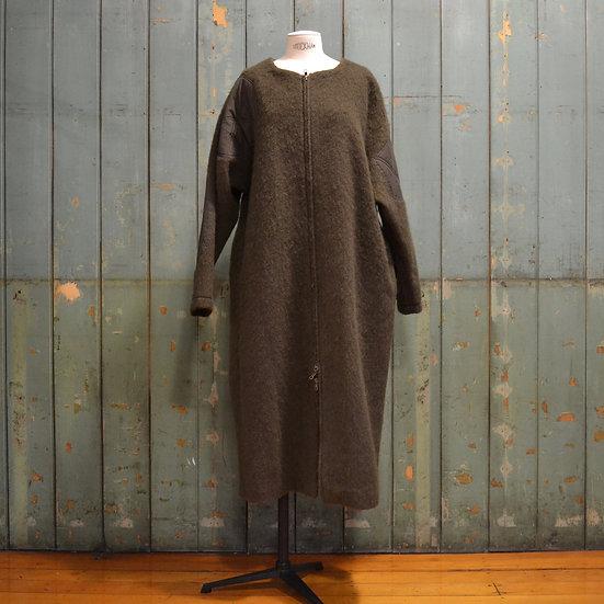 Y's Mohair Coat Dress