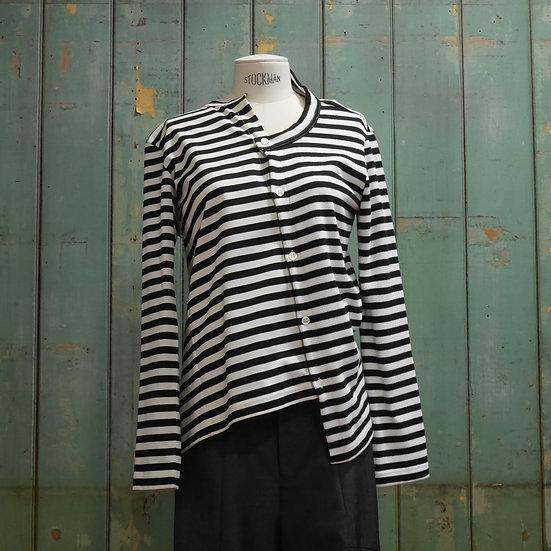 Junya Watanabe Striped Cardigan