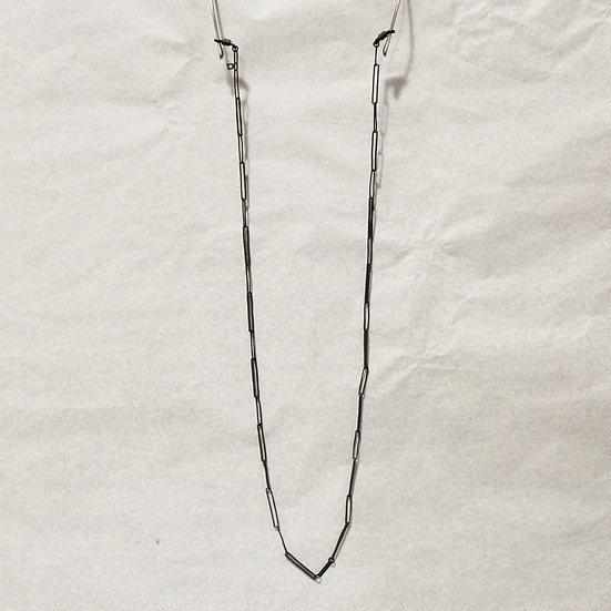 Rigards Black Copper Glasses Chain