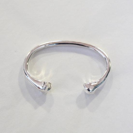 Horisaki Bone Cuff Bracelet