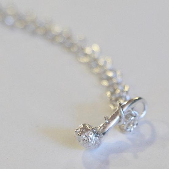 Horisaki Tadpole Necklace