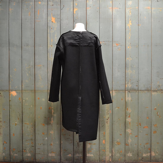 Y's Asymmetric Reversible Coat