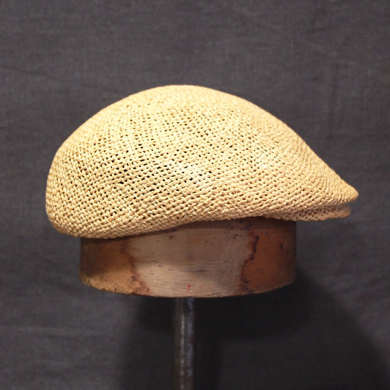 Horisaki Paper Straw Cheesecutter Hat