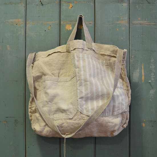 Yves Andrieux Large Torchon Tote