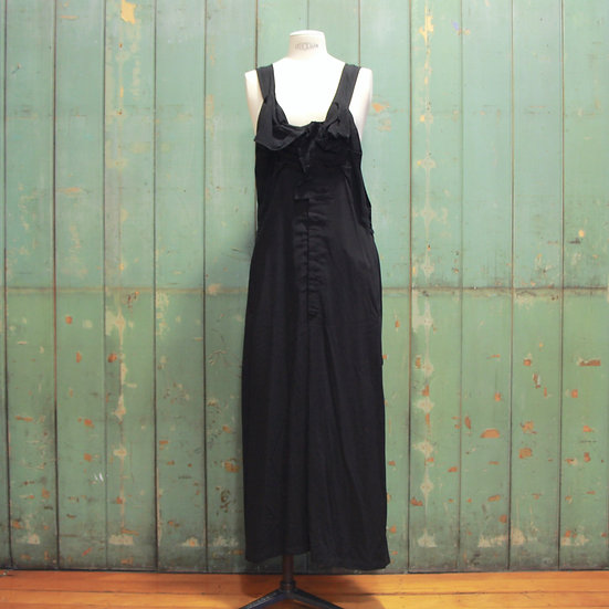 Y's Pinafore with Pleat Front Detail