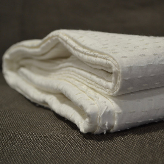Le Monde Sauvage Hand-stitched Bedcover