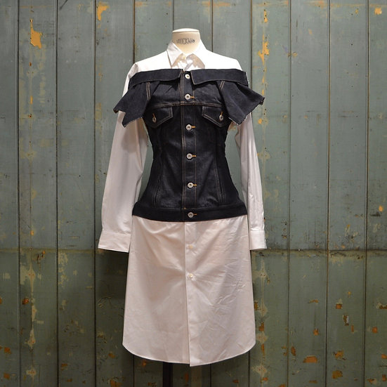 Junya Watanabe Shirt Dres
