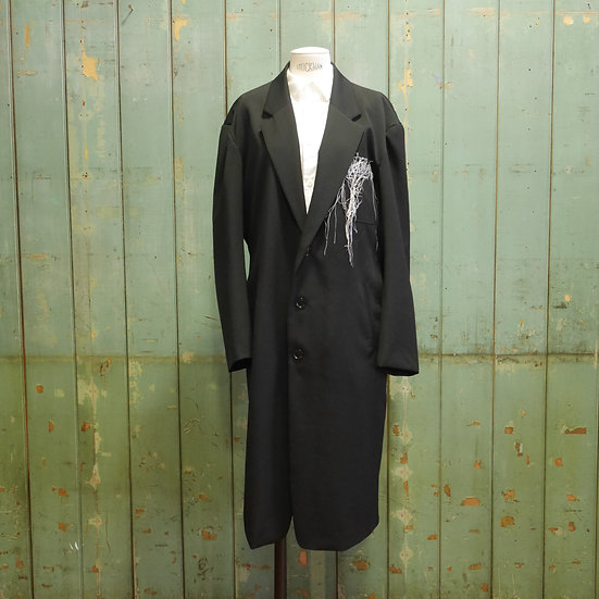 Y's Coat with White Thread