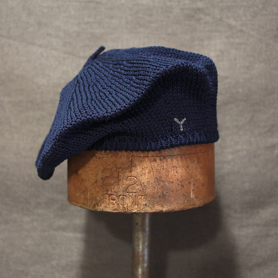 Y's Knitted Beret