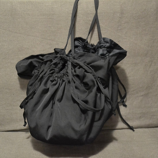 Y's Drape Squeeze Bag
